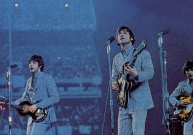 Concert at the Shea Stadium