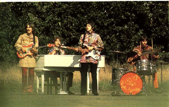 Listen To Full Album Magical Mystery Tour