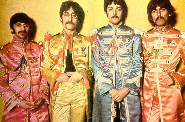 Sgt. Pepper's Lonely Heart Club Band.