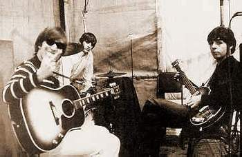 Rubber Soul recording sessions