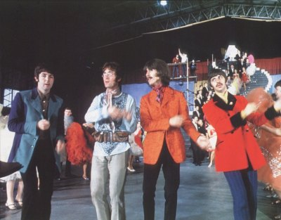 Making of Your Mother Should Know for Magical Mystery Tour