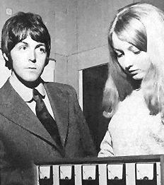 Paul and Mary Hopkin