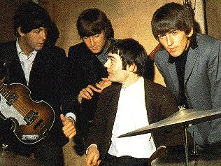 The Beatles with Jimmy Nicol
