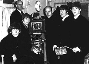 The Beatles with Richard Lester