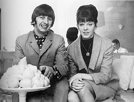Marriage of Ringo and Maureen Cox
