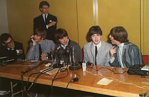 Press Conference in Seattle Washington