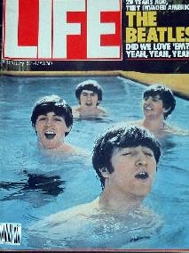 This is the vintage original special Beatles issue of `Life' magazine