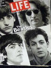 `Life' magazine's limited edition `Beatles Reunion Special'