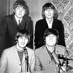 Press Conference in New York City