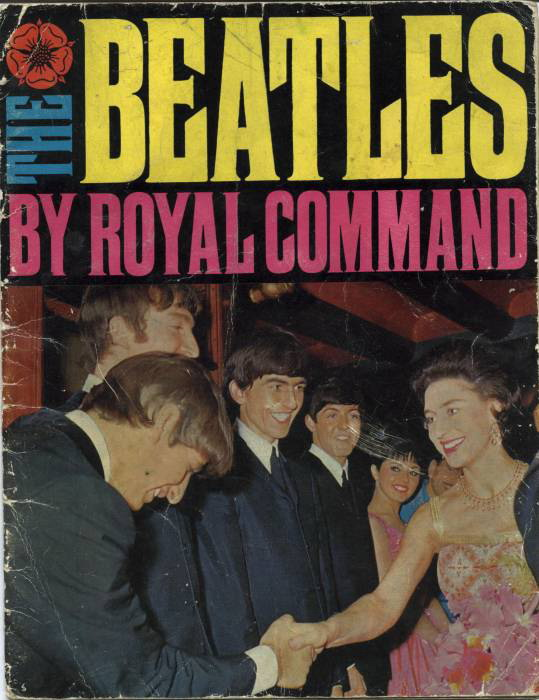 The Beatles By Royal Command - Published by A Daily Mirror (UK) 1963