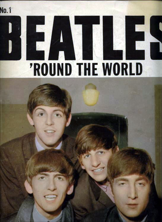 The Beatles 'Round The World No
