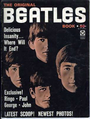 The Original Beatles Book