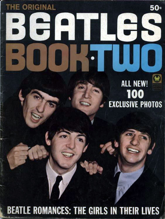 The Original Beatles Book - Two