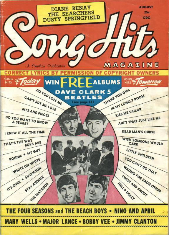 Song Hits Magazine: Published by Song Hits