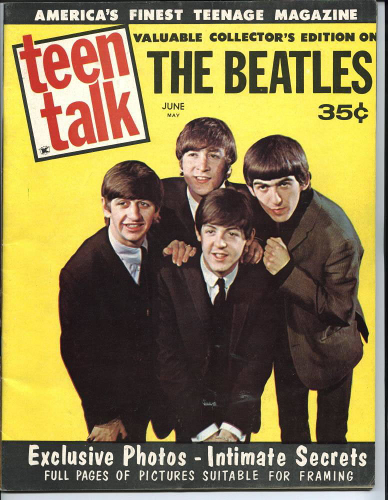Teen Talk Magazine