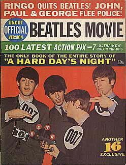 Beatles Movie: A Hard Day's Night