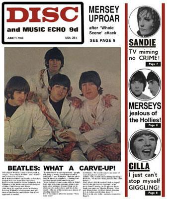 Disc magazine