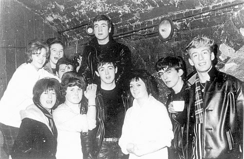 At the Cavern Club