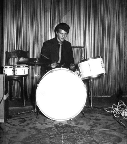 Pete Best at the Indra Club