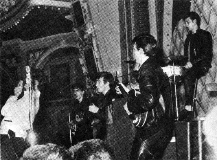 Show at the Tower Ballroom