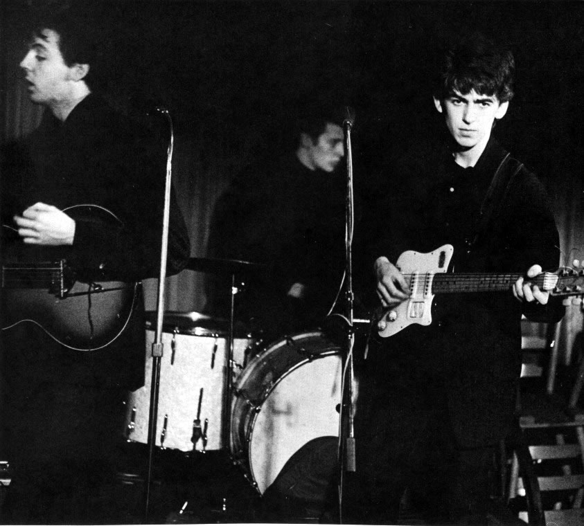 The Beatles at the Top Ten Club