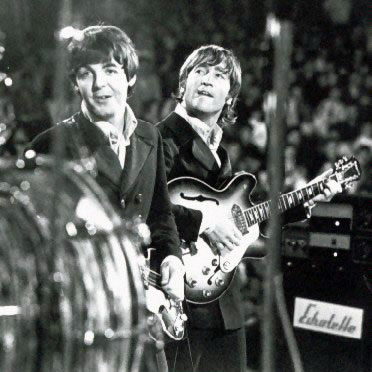 The Beatles at Circus-Krone-Bau, Munich