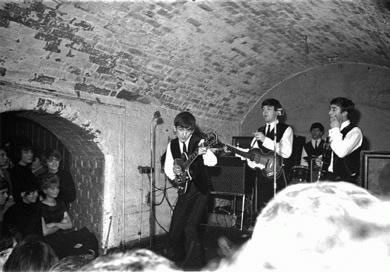 At the Cavern