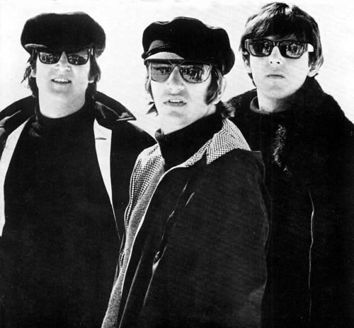 The Beatles in Help! movie