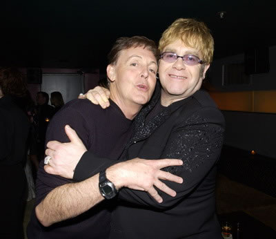 Paul McCartney, Elton John