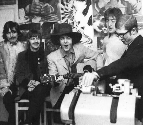 The Beatles with...