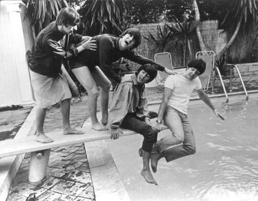 The Beatles in Miami
