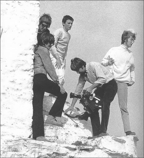 Making of Magical Mystery Tour movie