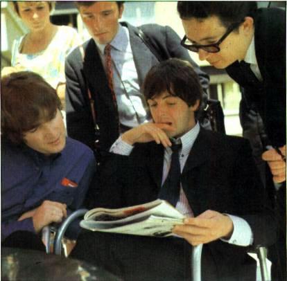 The Beatles in Bahamas