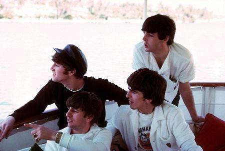 The Beatles in Miami, Florida, USA