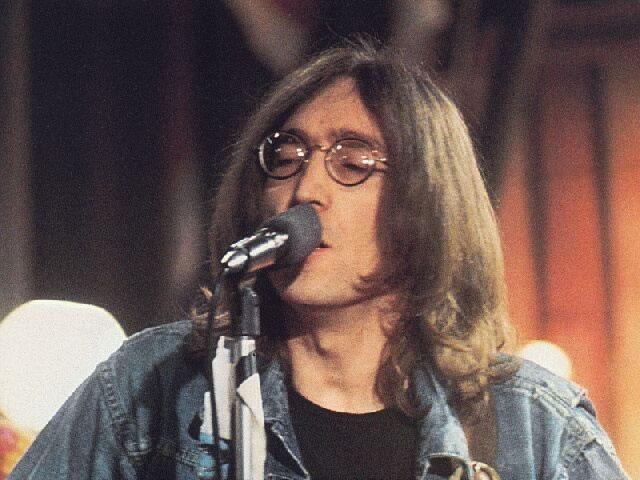 John sings Revolution