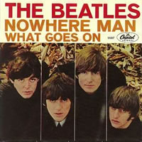Nowhere Man / What Goes on?