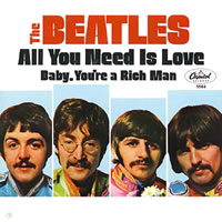 All You Need Is Love / Baby You're a Rich Man