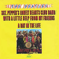 Sgt. Pepper's Lonely Hearts Club Band; With a Little Help From My Freinds / A Day in the Life
