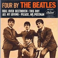 Four by the Beatles